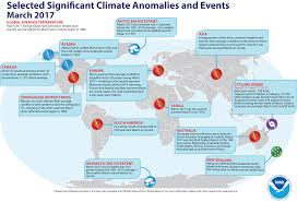 Where Is Spain On The Map by Global Climate Report March 2017 State Of The Climate
