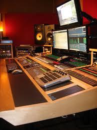Studio Mixing Desks toft euphonix hybrid desk finally setup gearslutz pro