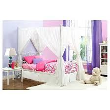 twin canopy bed set u2013 gemeaux me