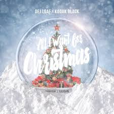 dej loaf u2013 all i want for christmas lyrics genius lyrics