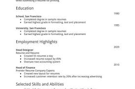 build a resume for free resume template and professional resume