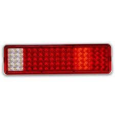 trailer tail lights for sale 24v metal plate glue sealed 100 waterproof led truck trailer lights