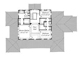 floor plans southern living new carolina island house southern living house plans