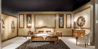 Art Deco Bedroom by International Arts