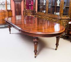 Victorian Dining Room Chairs by Antique Victorian Extending Dining Table Circa 1870 At 1stdibs