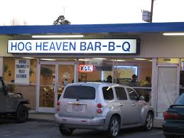 hog heaven bar b q or great budget sandwich in durham carpe durham