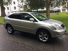lexus rx 350 uk 2006 lexus rx 350 automatic fully loaded leather air con nav fsh