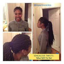 human hair used to do senegalese twist senegalese twists what not to do natural protective styles and