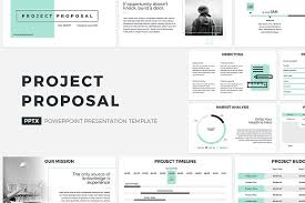 project proposal powerpoint template presentation templates
