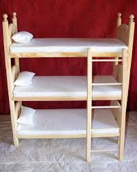 Woodworking Plans Doll Bunk Beds by Woodwork 18 Doll Triple Bunk Bed Plans Pdf Plans