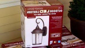 Costco Led Outdoor Lights How To Install Outdoor Light Fixture Costco S Outdoor Led Porch
