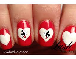 disney nail art mickey mouse princess minnie mouse