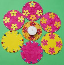 rangoli decoration diwali rangoli decoration with paper