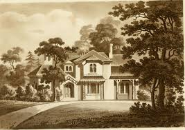 architectural sketches for cottages rural dwellings and villas