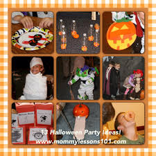 mommy lessons 101 13 spooky and fun halloween party games treats
