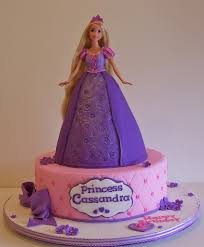 doll cake rapunzel doll cake i made this for a tangled themed party flickr