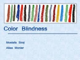 Medicine For Color Blindness Color Blindness