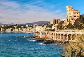 Genoa Italy Map 10 Great Things To Do In Genoa Bars Restaurants Sights And The