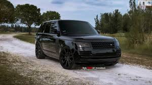 black and gold range rover mc customs vellano wheels range rover youtube