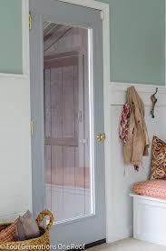 Interior Door Makeover How To Paint A Door Interior Door Makeover Four Generations