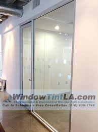 safety decals for glass doors make your glass look good and increase safety window tint los