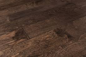 what is distressed hardwood flooring