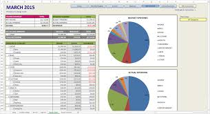Excel Spreadsheet For Personal Budget by How To Make A Monthly Budget Spreadsheet In Excel Yaruki Up Info