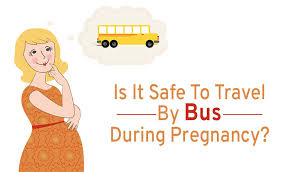 Travel During Pregnancy images Is it safe to travel by bus during pregnancy jpg