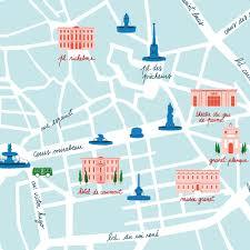 Provence Map Aix En Provence City Map U2014 Jessica Pigeron