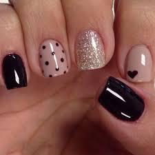 uas de gelish decoradas 15 nail design ideas that are actually easy to copy manicure