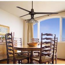 Industrial Style Ceiling Fans Lamps Plus - Dining room ceiling fans