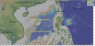 Map Of South China Sea File Fig 2 Bathymetry Map Of South China Sea Basin Jpg Wikimedia