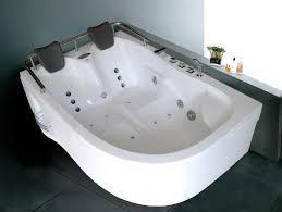 bathroom ideas white bathtub with jets air and bath pillow the