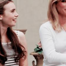 Collins Tuohy The Blind Side Lily Collins In Blind Side