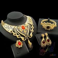 gold rani haar sets online shop quality gold color fashion jewelry sets purple