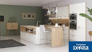une touche tendance avec la cuisine affina by ixina le bon cuisiniste