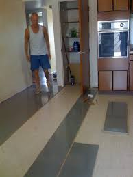 Laminate Kitchen Flooring by Can You Install Laminate Flooring In The Trends And Floating Floor