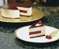 white chocolate mousse cake finecooking