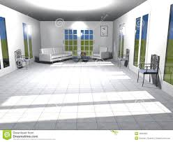 White Living Room Sunny Living Room Royalty Free Stock Image Image 36215716