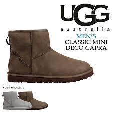 s ugg australia mini deco boots allsports rakuten global market ugg ugg s mens mini