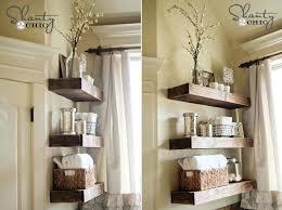 Open Bathroom Shelves Open Bathroom Storage Christlutheran Info