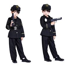 Police Halloween Costumes Cheap Boys Police Halloween Costumes Aliexpress