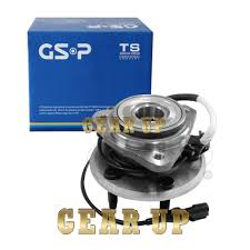 gsp front wheel hub bearing for ford explorer mercury 4wd rwd 5