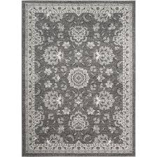 Area Rugs Richmond Bc Kensington Gray 7 Ft 10 In X 10 Ft 3 In Indoor Area Rug Gray