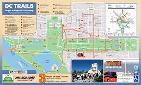 Hotels Washington Dc Map by Hop On Hop Off Bus Tours In Washington Dc Double Decker Bus Tours