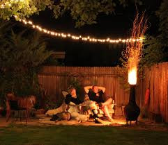 Hanging Patio Lights String Backyard Iyn Pole Stand Patio Lighting String How To Hang String
