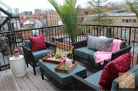 home depot decorating ideas deck decorating ideas a colorful
