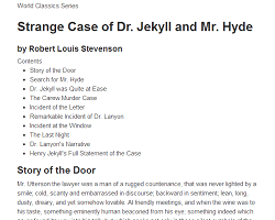 main themes dr jekyll and mr hyde dr jekyll and mr hyde build static sites in ruby