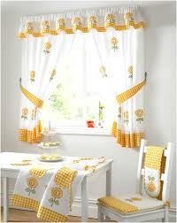 Kitchen Design Curtains Ideas Outstanding Modern Kitchen Curtains Home Designs Bay Ideas Modern