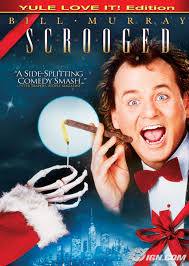 Classic Christmas Movies Scrooged Fantasy Movies Pinterest Bill Murray Movie And